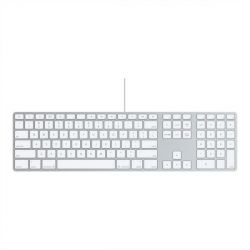 Apple Keyboard mit Ziffernblock (US-Layout) Bild0