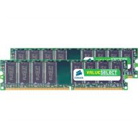 4GB (2x2GB) Corsair ValueSelect DDR2-800 CL5 RAM DIMM Kit