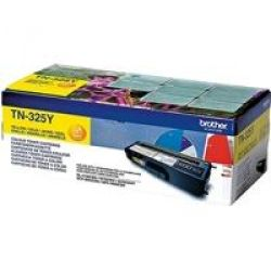 Brother TN325Y Toner gelb Bild0