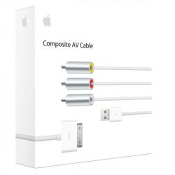 Apple AV-Kabel (Composite-Video) Bild0