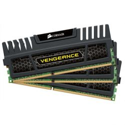 12GB (3x4GB) Corsair Vengeance DDR3-1600 CL9 (9-9-9-24) RAM DIMM Kit Bild0