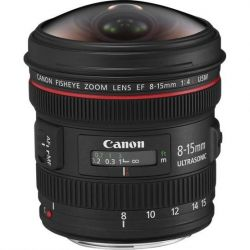 Canon EF 8-15mm 4.0L USM Fisheye Zoom Objektiv *Aktion* Bild0
