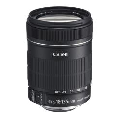 Canon EF-S 18-135mm f/3.5-5.6 IS Reise Zoom Objektiv Bild0