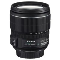 Canon EF-S 15-85mm 3.5-5.6 IS USM Standard Zoom Objektiv *Aktion*