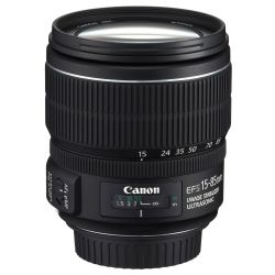 Canon EF-S 15-85mm 3.5-5.6 IS USM Standard Zoom Objektiv *Aktion* Bild0