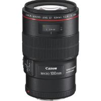 Canon EF 100mm f/2,8L IS USM Makro Objektiv  *Aktion*