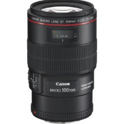 Canon EF 100mm f/2,8L IS USM Makro Objektiv Bild0