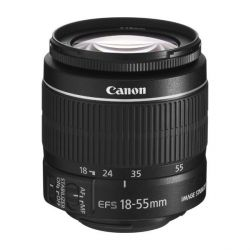 Canon EF-S 18-55mm f/3.5-5.6 IS II Standard Zoom Objektiv Bild0