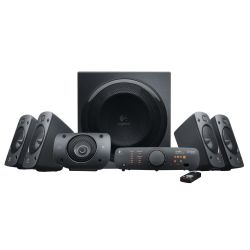 Logitech Z906 5.1 THX Digital Home Cinema Surround Lautsprechersystem 980-000468 Bild0