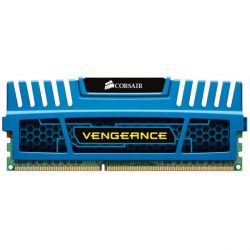 8GB (2x4GB) Corsair Vengeance Blau DDR3-1600 CL9 (9-9-9-24) RAM DIMM Kit Bild0