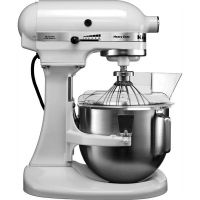 KitchenAid HEAVY DUTY 5KPM5 EWH Küchenmaschine weiß