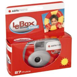 AgfaPhoto LeBox 400 27 Outdoor analoge Einwegkamera Bild0