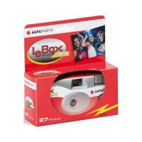 AgfaPhoto LeBox 400 27 flash analoge Einwegkamera