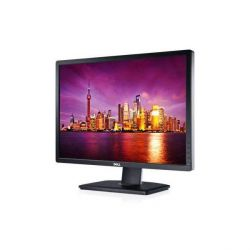 "DELL Ultrasharp U2412M schwarz 61cm (24"") 16:10 TFT VGA/DVI/DP 8 ms LED USB Bild0"