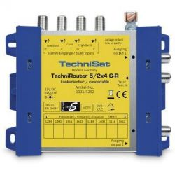 TechniSat 5/2x4 G-R TechniRouter (Unicable-Multischalter) Bild0