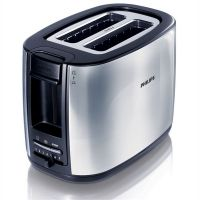 Philips HD2628/20 Toaster edelstahl