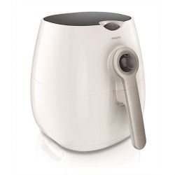 Philips HD9220/50 Avance Collection Airfryer Heißluft-Fritteuse Weiß/Silber Bild0