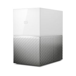 WD My Cloud Home Duo NAS System 2-Bay 6TB inkl. 2x 3TB HDD Bild0