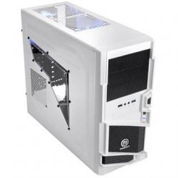 Thermaltake Commander MS-I Snow Edition - MidiTower ATX/mATX - weiss Bild0
