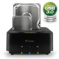"FANTEC MR-CopyDU3 DOCKING STATION 2,5"" & 3,5"" HDD, USB3.0, Clone, Backup"