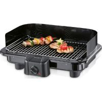 Severin PG 2791 Barbecue-Grill schwarz