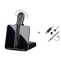 Plantronics CS540A mit EHS-Adapter APA-23(Alcatel) Bild0