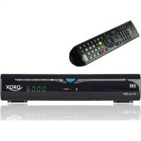 Xoro HRS 9200 CI+ Digitaler Satelliten-Receiver (HDTV, DVB-S2 TWIN-Tuner, HDMI)