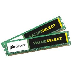 16GB (2x8GB) Corsair ValueSelect DDR3-1333 CL9 (9-9-9-24) RAM - Kit Bild0