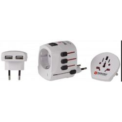 SKROSS World Adapter PRO+ USB Reiseadapter Bild0
