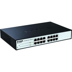 D-Link DGS-1100-16 16 Port 10/100/1000Mbps Gigabit Switch Bild0