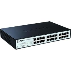 D-Link DGS-1100-24 24 Port 10/100/1000Mbps Gigabit Switch Bild0