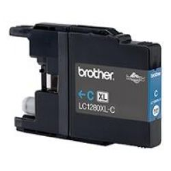 Brother LC1280XLC Druckerpatrone cyan XL Bild0