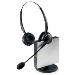 Jabra GN9120 Flexboom NC Duo schnurloses Headset Bild0