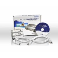 Matrox DualHead2Go Digital ME (2x 1920x1200)Input connector	1 x DisplayP