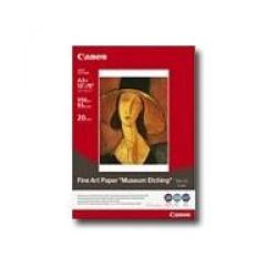 Canon 0587B008 Fine Art Paper Photo Rag FA-PR1 Fine Art-Photopapier, 20 Blatt Bild0