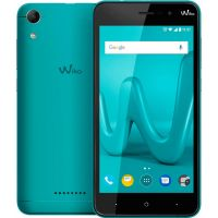 Wiko Lenny 4 Dual-SIM bleen Android 7.0 Smartphone