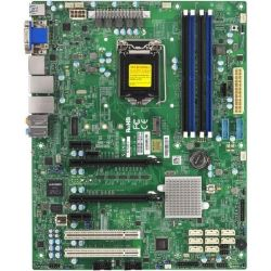 Supermicro X11SAE-F-O ATX Server Mainboard Sockel 1151 (Intel C236) Retail Bild0