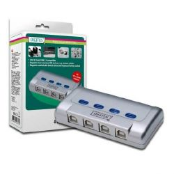 Digitus USB 2.0 Sharing Switch Bild0
