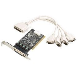 i-tec PCI POS Card 4x Serial RS232 Bild0