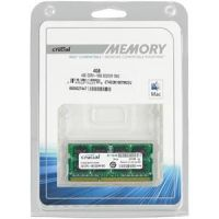 4GB Crucial DDR3-1066 CL7 PC3-8500 SO-DIMM 1,35 V RAM für MacBook