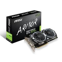 MSI GeForce GTX 1070Ti Armor 8G 8GB GDDR5 Grafikkarte