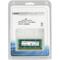 4GB Crucial DDR3-1333 CL9 PC3-10600 SO-DIMM 1,35 V