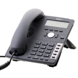Snom 710 Voice-over-IP Internet Telefon schwarz Bild0
