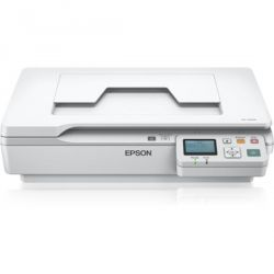 EPSON Workforce DS-5500N Dokumentenscanner A4 Bild0