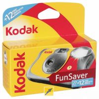 Kodak Fun Saver Camera 27+12 Einwegkamera