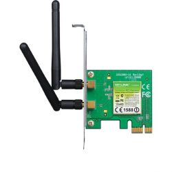 TP-LINK N300 TL-WN881ND 300Mbit WLAN-n PCIe Adapter Bild0
