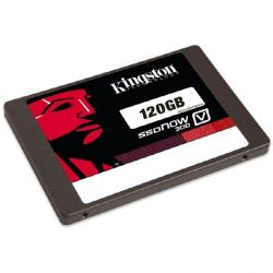 Kingston SSDNow V300 120GB MLC 2.5zoll SATA600 - 7mm - Komplettkit Bild0