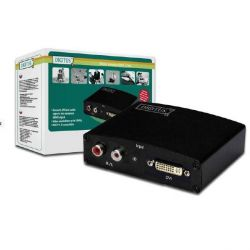 DIGITUS Multimedia DVI/Audio zu HMDI Converter DS-40230 Bild0