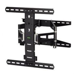 hama fullmotion tv wandhalterung 5 sterne xl vesa bis 400x400 2 arme schwarz bild0 - Fullmotiontv Wandhalterung Bewertungen