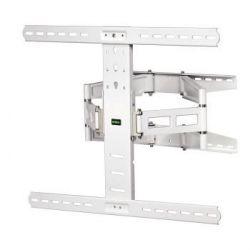 hama fullmotion tv wandhalterung 5 sterne xl vesa bis 700x500 2 arme wei bild0 - Fullmotiontv Wandhalterung 55 Zoll